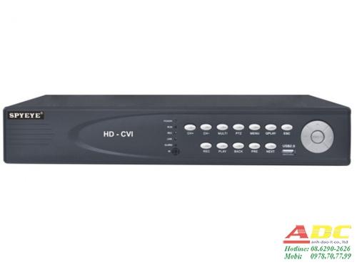 Đầu ghi hình 4 kênh camera IP và 8 kênh camera HD-CVI VDTECH VDT-3600ACVI